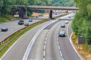 asset calendar Zoneguard Managed Motorway M6 Jct 13-15